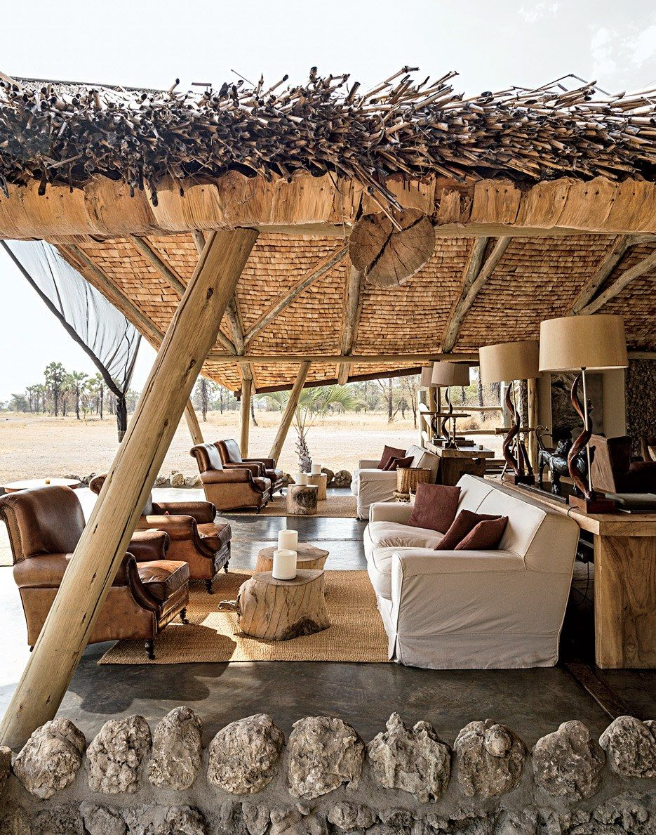 the Most Luxurious Safari Camp in the World 02 game lodges